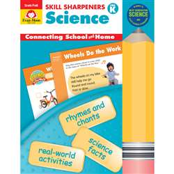 Skill Sharpeners Science Gr Pack, EMC5319