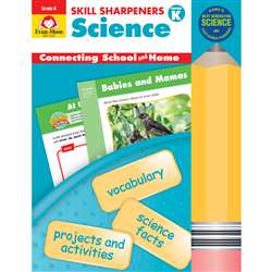 Skill Sharpeners Science Gr K, EMC5320