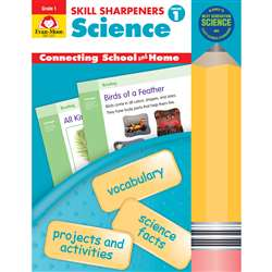 Skill Sharpeners Science Gr1, EMC5321