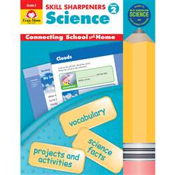 Skill Sharpeners Science Gr 2, EMC5322