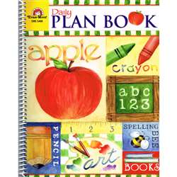 Teacher Plan Book By Evan-Moor