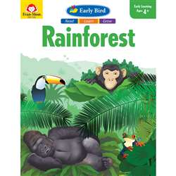 Early Bird Read Lrn Grow Rainforest, EMC7058