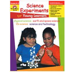 Science Experiments For Young Learners By Evan-Moor