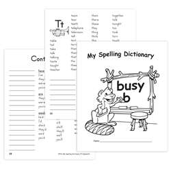 My Spelling Dictionary By Edupress