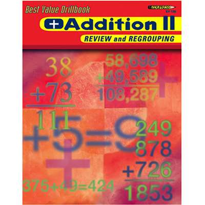 Addition 2 Review & Regrouping By Edupress