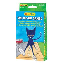 Pete The Cat On The Go Games, EP-2074
