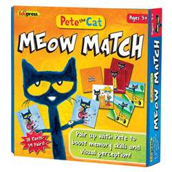 Pete The Cat Meow Match Game, EP-2075