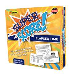 Super Score Game Elapsed Time Gr 3, EP-2082
