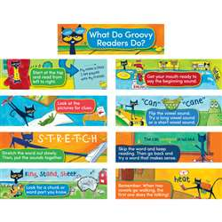 Pete The Cat Writing Strategies For K-1 Mini Bb Se, EP-2389