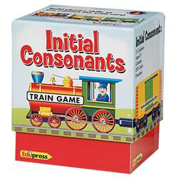 Train Game Initial Consonants By Edupress