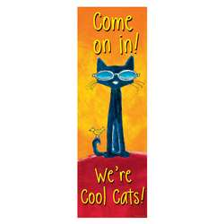 Pete The Cat Welcome Banner, EP-2639