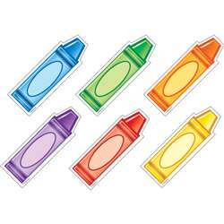 Crayons Mini Accents By Edupress