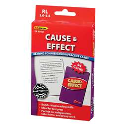 Cause And Effect - 2.0-3.5 By Edupress