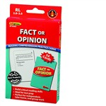 Fact Or Opinion - 2.0-3.5 By Edupress