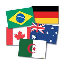 International Flags Instructional Accents, EP-3238
