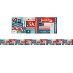 All About America Spotlight Border, EP-3270