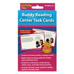 Buddy Reading Center Task Cards Gr 2 And Up By Edupress