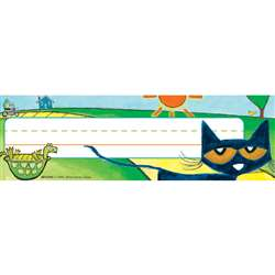 Pete The Cat Nameplates, EP-3370