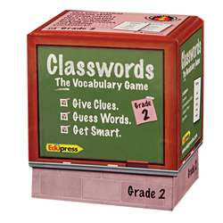 Classwords Vocabulary Gr 2 By Edupress