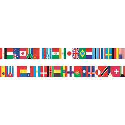 International Flags Spotlight Border, EP-595