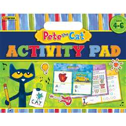 Pete The Cat Activity Pad, EP-62018