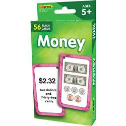 Money Flash Cards, EP-62047