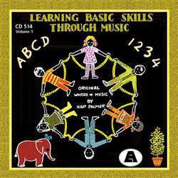 Lrng Basic Skills Thru Music Vol 1 By Educational Activities