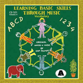 Learning Basic Skills Thru Music Cd Volume 1 By Educational Activities