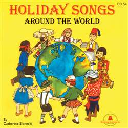Holiday Songs Around The World Cd, ETACD54