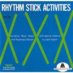 Rhythm Stick Activities Cd By Educational Activities