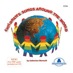 Childrens Songs Around The World By Educational Activities