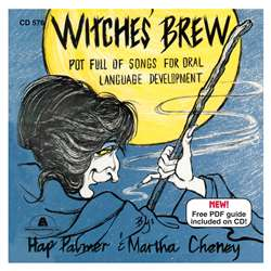 Witches Brew Cd By Educational Activities