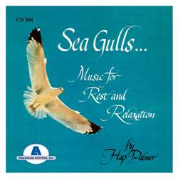 Sea Gulls Cd By Educational Activities