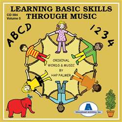 Learning Basic Skills Thru Music Vol 5, ETACD594