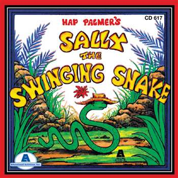 Sally The Swinging Snake By Educational Activities