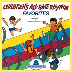 Childrens All-Time Rhythm Favorites, ETACD630