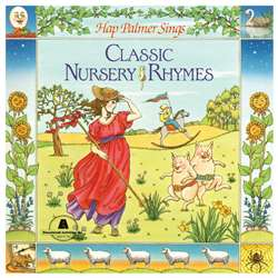 Classic Nursery Rhymes Cd By Educational Activities