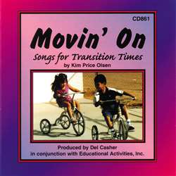 Movin On Songs For Transition Times Cd, ETACD861