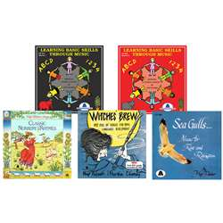 Hap Palmer Cd Set 2 By Educational Activities