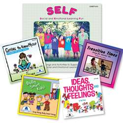 Self Social And Emotional Learning Fun, ETACDSET5433