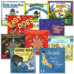 Hap Palmer Cd Sets 1 & 2 By Educational Activities