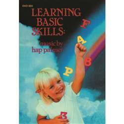 Learning Basic Skills Dvd By Educational Activities