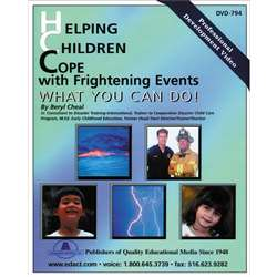 Helping Children Cope Frightening Events, ETADVD794