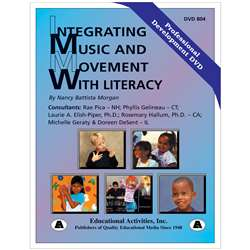 Integrating Music And Movement With Literacy, ETADVD804