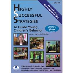 Highly Success Strategies To Guide Young Childrens, ETADVD835