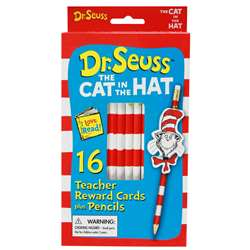 Cat In The Hat Pencil Toppers By Eureka