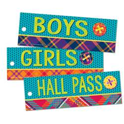 Plaid Attitude Hall Passes, EU-642022