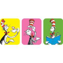 Cat In The Hat Giant Stickers By Eureka