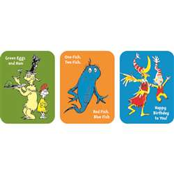 Stickers Dr Seuss Favorite Books By Eureka
