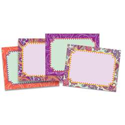 Positively Paisley Name Tags, EU-650324